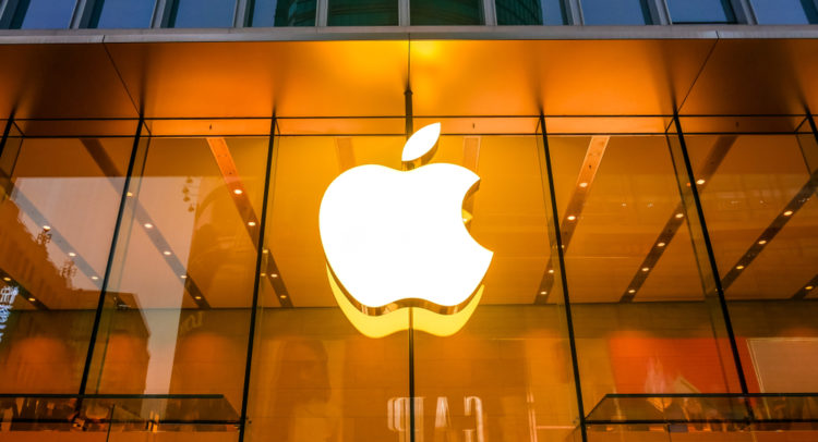 Apple, Tesla e AMD no top do número de contratos de opções de hoje