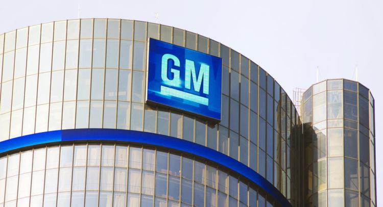 Lucro da GM sobe para US $ 2,98 bilhões nas vendas de caminhões de margem superior